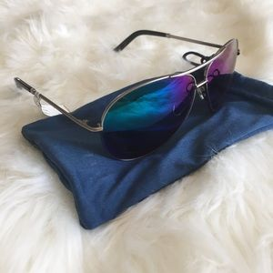 Cole Haan | aviator sunglasses